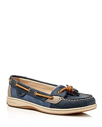 Sperry Dunefish Boat Shoes Navy