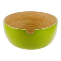 Ekobo Calimero Glossy Salad Bowl Lime