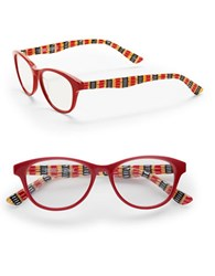 Corinne Mccormack 50Mm Peggy Reading Glasses Red