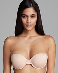 Fashion Forms Bra Go Bare Strapless Backless Push Up 16540 Nude