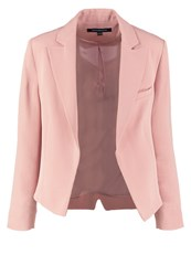 French Connection Blazer Rose Tan Nude