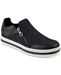 Guess Women's Zanna Slip On Sneakers Women's Shoes Black