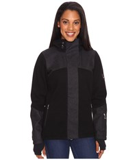 Dale Of Norway Stryn Feminine Black Dark Charcoal Women's Coat