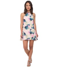 Whitney Eve Crab Claw Dress Bungalow Women's Dress Blue