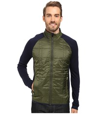 Smartwool Double Propulsion 60 Jacket Loden Men's Jacket Green