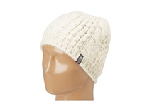 The North Face Cable Minna Beanie Vintage White Beanies Beige