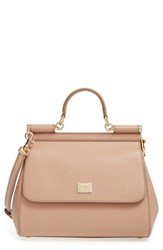 Dolce And Gabbana 'Small Miss Sicily' Satchel