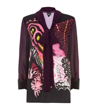 Just Cavalli Butterfly Tunic Top