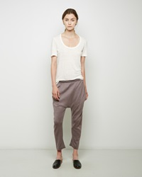 Lauren Manoogian Cropped Arch Pants Pimienta
