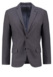 Tom Tailor Suit Jacket Smoked Pearl Grey