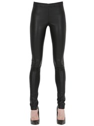 Siran Stretch Nappa Leather Leggings