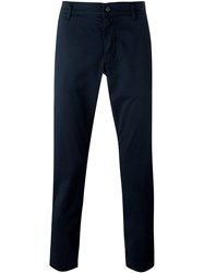Hope Regular Fit Trousers Blue