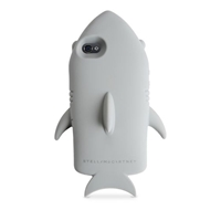 Stella Mccartney Grey Shark Iphone Cover Shop At The Official Online Store