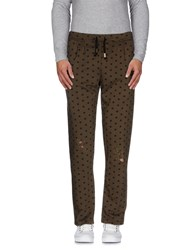 Jijil Trousers Casual Trousers Men Khaki