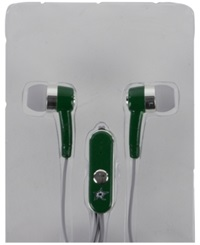 Mizco Dallas Stars Earbuds Team Color