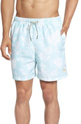 Tommy Bahama Men's 'Naples Pina Floral' Swim Trucks