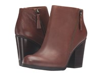 Kenneth Cole Reaction Might Win Cocoa Leather Women's Shoes Brown