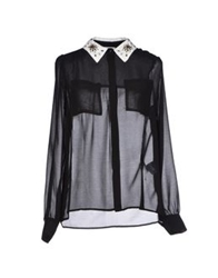 Axara Paris Shirts Black