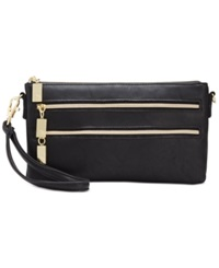 Style And Co. Mini Crossbody Black