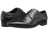 Kenneth Cole Reaction In A Min Ute Black Men's Lace Up Casual Shoes