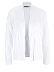 Dash Cover Up Cardigan White