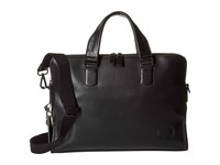 Tumi Harrison Seneca Slim Brief Black Briefcase Bags