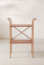 4040 Locust Rustic Metal Table Urban Outfitters