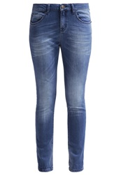 Opus Emily Slim Fit Jeans True Blue Blue Denim