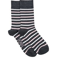 Hobbs Multi Stripe Sock