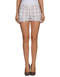 Franklin And Marshall Shorts Ivory