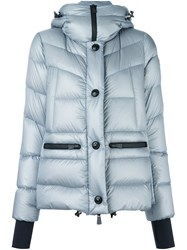 Moncler Grenoble 'Abries' Padded Jacket Grey