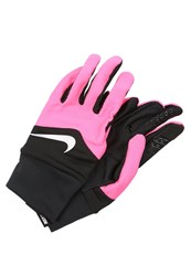 Nike Performance Tempo Gloves Hyper Pink Black Silver