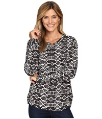 Kavu Charlie Snow Tribal Women's Clothing Gray