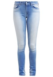Replay Luz Slim Fit Jeans Soft Light Blue Light Blue Denim