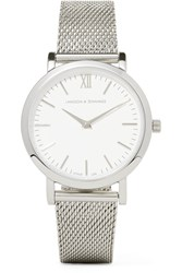 Larsson And Jennings Liten Silver Plated Watch