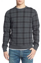 Men's Ben Sherman Windowpane Sweatshirt