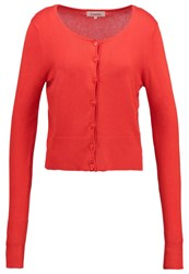 Louche Heyzell Cardigan Red