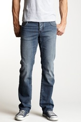 Stitch's Jeans Texas Straight Leg Jean Blue