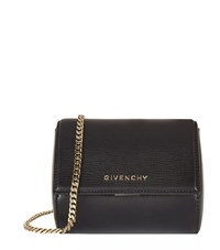 Givenchy Tiny Pandora Box Bag Female Black