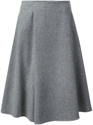 Creatures Of The Wind 'Sur' Skirt Grey