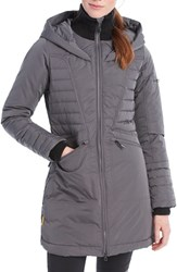 Lole Women's 'Emmy' Jacket Dark Charcoal