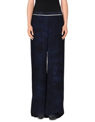 Gryphon Casual Pants Dark Blue