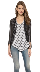 Rebecca Minkoff Ace Leather Jacket