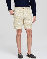 Barbour Wave Shorts Stone