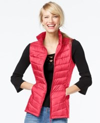 Inc International Concepts Packable Puffer Vest Only At Macy's