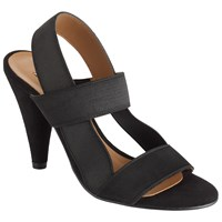 Alice By Temperley Somerset By Alice Temperley Dean Cone Heeled Sandals Black