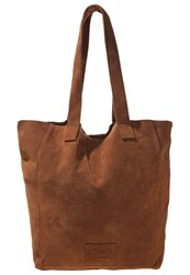 Superdry The Gilmore Handbag Tan Cognac