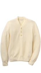 Marc Jacobs Summer Links Sweater Ivory