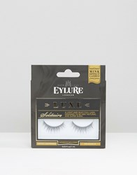 Eylure The Luxe Collection False Lashes Solitaire Black