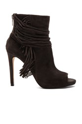 Vince Camuto Ferdinand Heeled Bootie Charcoal